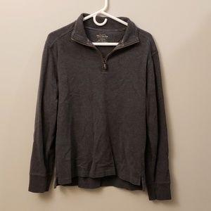 J.Crew Quarter-Zip Sweater   M